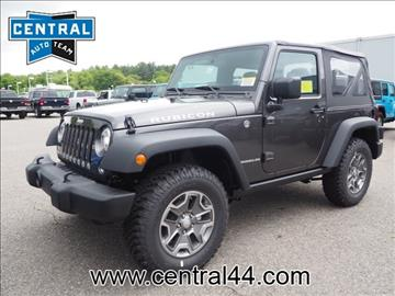 2017 Jeep Wrangler for sale in Raynham Center, MA