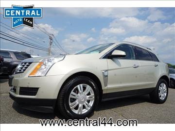 2013 Cadillac SRX for sale in Raynham Center, MA