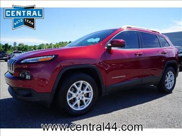 2015 Jeep Cherokee for sale in Raynham Center, MA