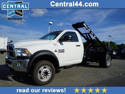 2017 RAM Ram Chassis 5500 for sale in Raynham Center, MA