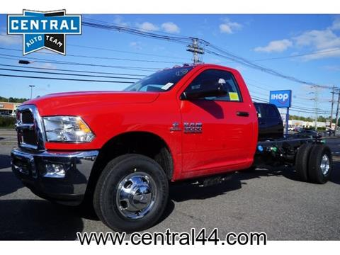 2018 RAM Ram Chassis 3500 for sale in Raynham Center, MA