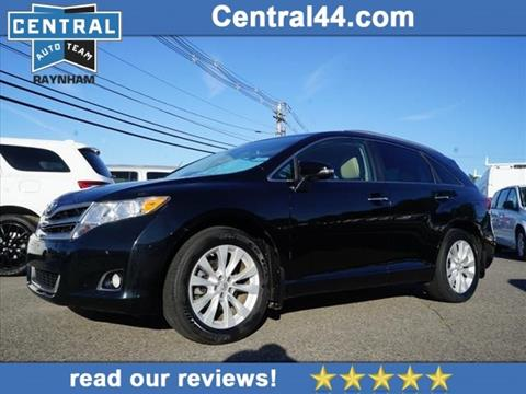 2015 Toyota Venza for sale in Raynham Center, MA