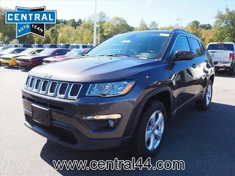 2018 Jeep Compass for sale in Raynham Center, MA