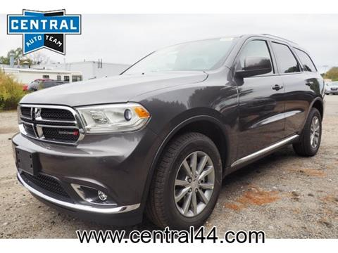 2018 Dodge Durango for sale in Raynham Center, MA