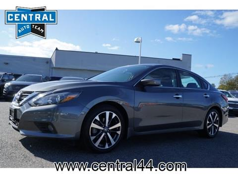 2017 Nissan Altima for sale in Raynham Center, MA