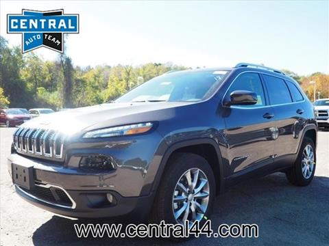2018 Jeep Cherokee for sale in Raynham Center, MA