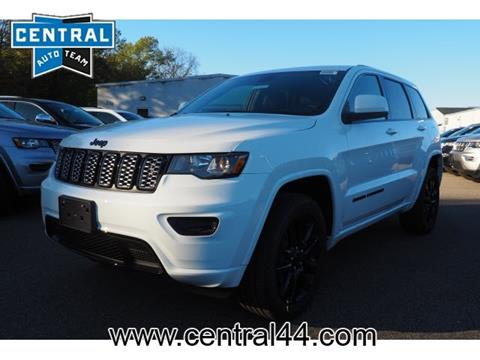 2018 Jeep Grand Cherokee for sale in Raynham Center, MA