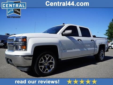 2014 Chevrolet Silverado 1500 for sale in Raynham Center, MA