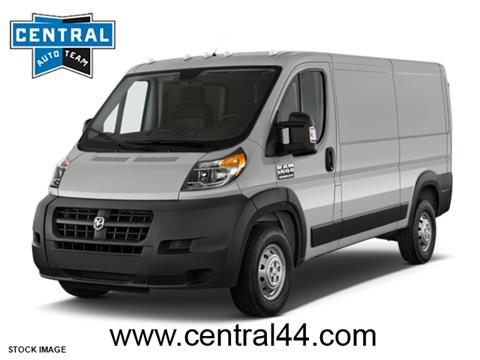 2017 RAM ProMaster Cargo for sale in Raynham Center, MA