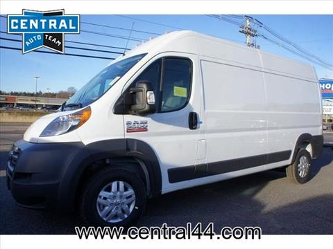 2016 RAM ProMaster Cargo for sale in Raynham Center, MA
