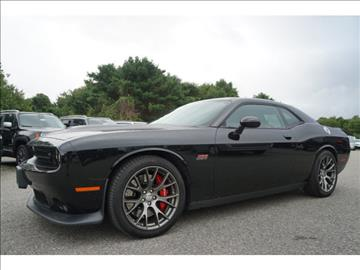 2016 Dodge Challenger for sale in Raynham Center, MA