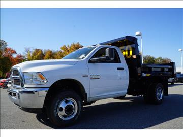 2016 RAM Ram Chassis 3500 for sale in Raynham Center, MA