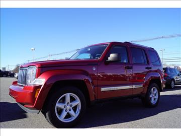 2012 Jeep Liberty for sale in Raynham Center, MA