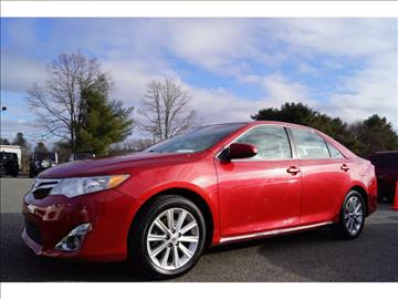 2012 Toyota Camry for sale in Raynham Center, MA