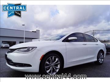 2015 Chrysler 200 for sale in Raynham Center, MA