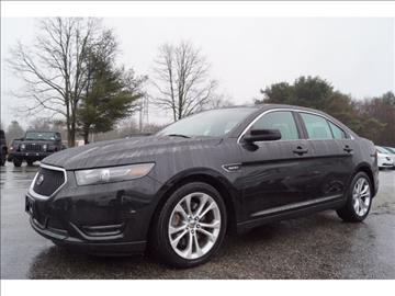 2013 Ford Taurus for sale in Raynham Center, MA