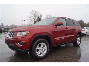 2014 Jeep Grand Cherokee for sale in Raynham Center, MA