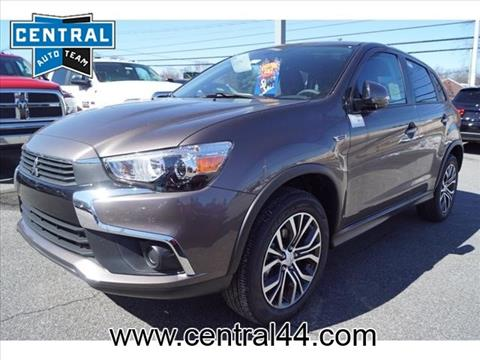 2017 Mitsubishi Outlander Sport for sale in Raynham Center, MA