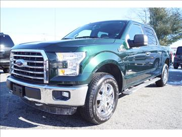 2016 Ford F-150 for sale in Raynham Center, MA