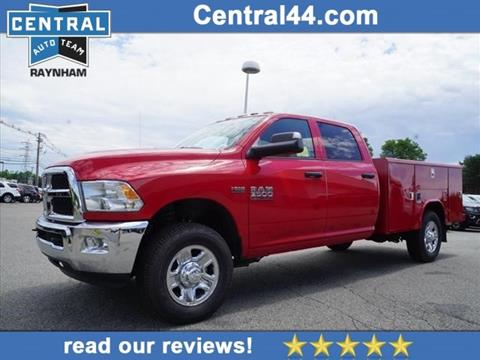 2017 RAM Ram Chassis 3500 for sale in Raynham Center, MA
