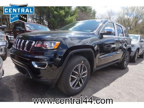 2017 Jeep Grand Cherokee for sale in Raynham Center, MA