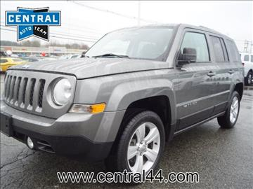 2013 Jeep Patriot for sale in Raynham Center, MA