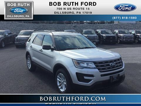 2017 Ford Explorer for sale in Dillsburg, PA