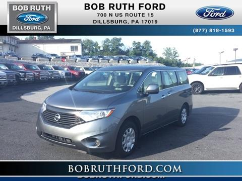 2016 Nissan Quest for sale in Dillsburg, PA