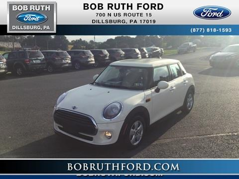 2016 MINI Hardtop 4 Door for sale in Dillsburg, PA