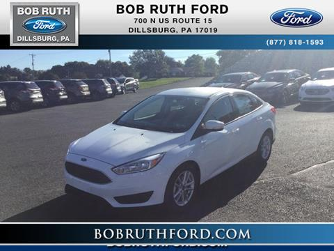 2017 Ford Focus for sale in Dillsburg, PA