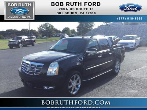2007 Cadillac Escalade EXT for sale in Dillsburg, PA