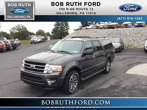 2017 Ford Expedition EL for sale in Dillsburg, PA