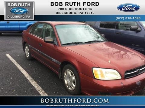 2002 Subaru Legacy for sale in Dillsburg, PA