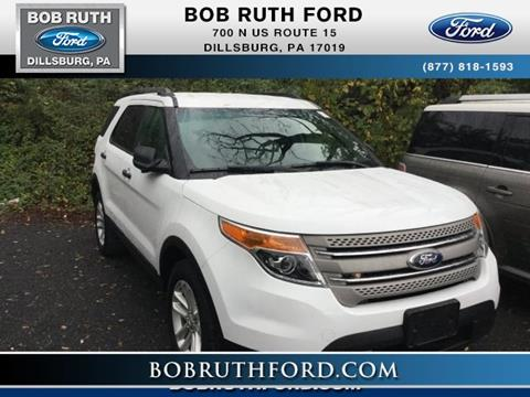 2015 Ford Explorer for sale in Dillsburg, PA