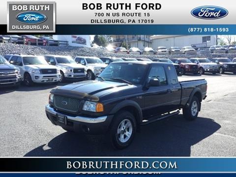 2002 Ford Ranger for sale in Dillsburg, PA