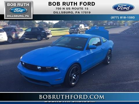 2010 Ford Mustang for sale in Dillsburg, PA