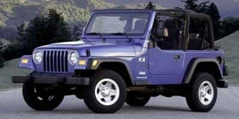 2003 Jeep Wrangler for sale in Dillsburg, PA