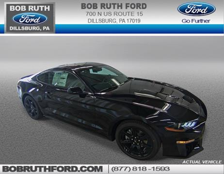 2019 Ford Mustang for sale in Dillsburg, PA