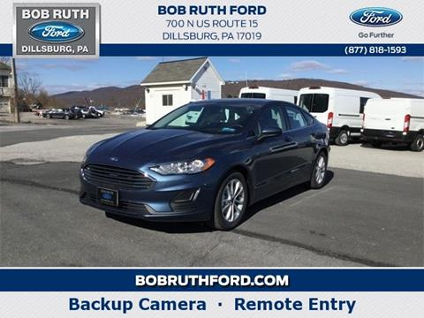 2019 Ford Fusion for sale in Dillsburg, PA