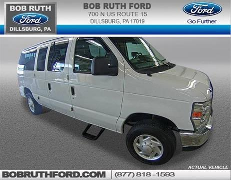 2009 Ford E-Series Wagon for sale in Dillsburg, PA
