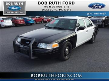 2010 Ford Crown Victoria for sale in Dillsburg, PA