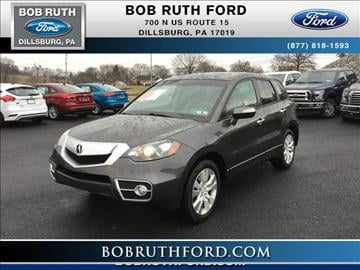 2010 Acura RDX for sale in Dillsburg, PA