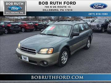 2002 Subaru Outback for sale in Dillsburg, PA