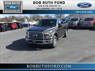 2017 Ford F-150 for sale in Dillsburg, PA