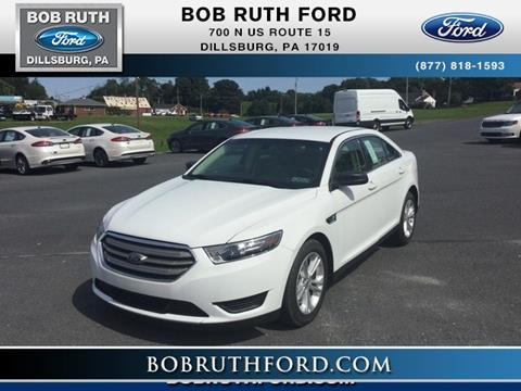 2017 Ford Taurus for sale in Dillsburg, PA