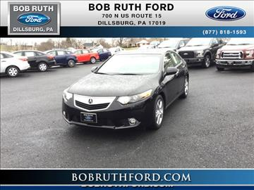 2013 Acura TSX for sale in Dillsburg, PA