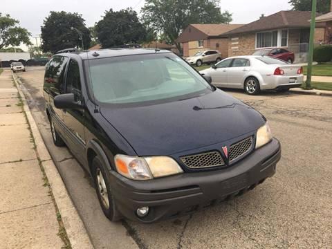 2004 Pontiac Montana for sale in Chicago, IL