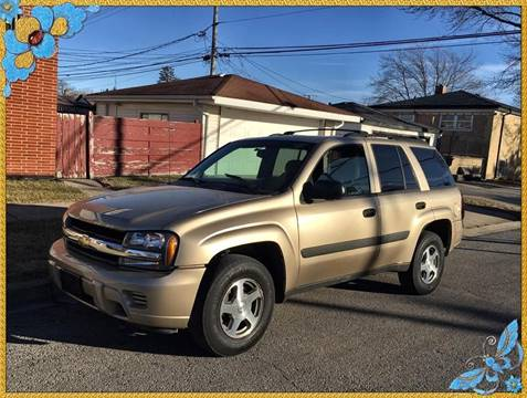 2005 Chevrolet TrailBlazer for sale in Chicago, IL