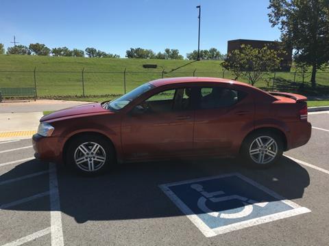 2008 Dodge Avenger for sale in Tulsa, OK