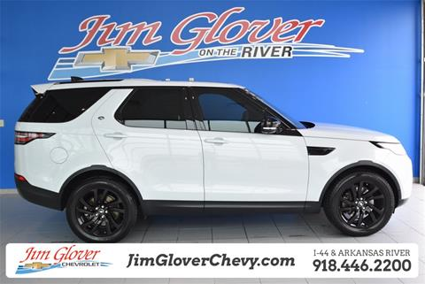 2017 Land Rover Discovery for sale in Tulsa, OK